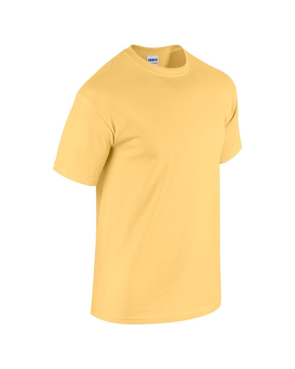 Gildan GI5000 férfi kereknyakú pamut póló - Színes 6868fabf9f